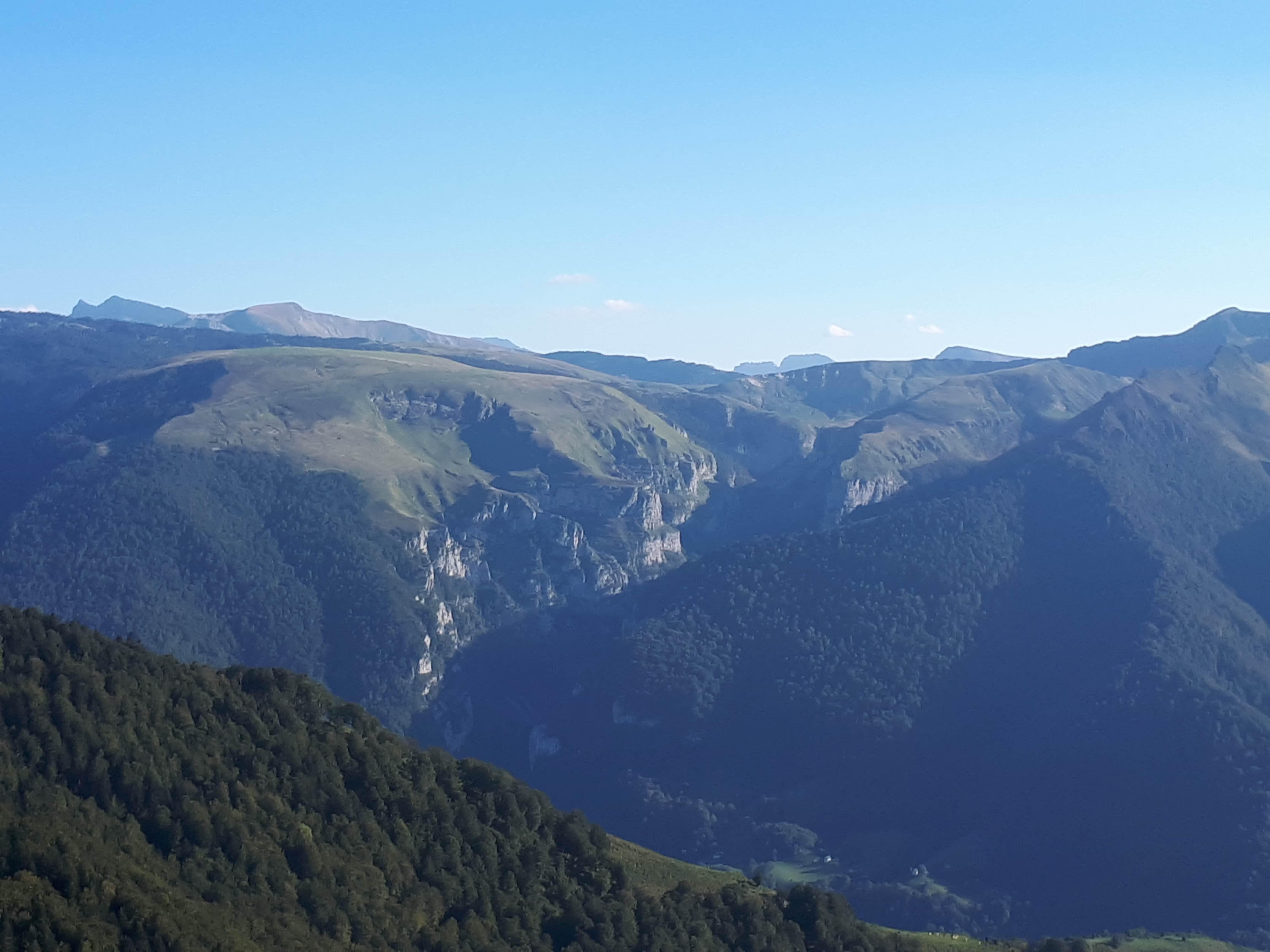 Ainerak - Gorges d'Ehujarre
